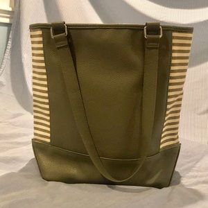 Thirty one Colorblock tote